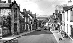 High Street c.1960, St Asaph