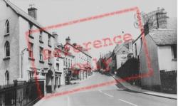 St Asaph, Main Road c.1960
