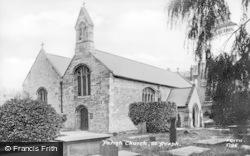 Parish Church c.1890, St Asaph