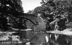 Pont Newydd, Cefn c.1875, St Asaph