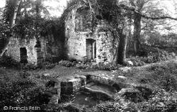 St Mary's Well 1890, St Asaph
