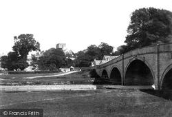 The Bridge 1890, St Asaph