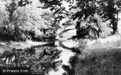The Bridge c.1960, St Asaph