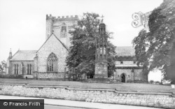 The Cathedral c.1955, St Asaph