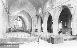 The Cathedral Interior c.1965, St Asaph