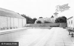 St Athan, Boys' Village, Swimming Pool c.1963