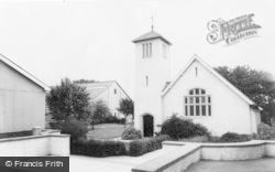Boys' Village, The Chapel c.1963, St Athan