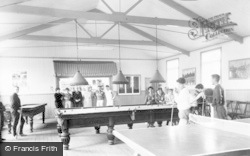 Boys' Village, The Games Room c.1963, St Athan