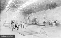 Boys' Village, The Gymnasium c.1963, St Athan