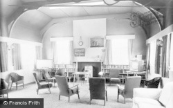 St Athan, Boys' Village, The Lounge c.1963