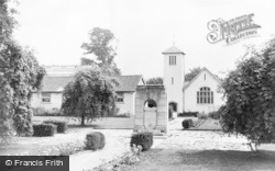 St Athan, Boys' Village, The Memorial c.1955