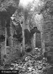 East Orchard Castle 1953, St Athan