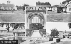 St Athan, The Boys Camp Composite c.1955