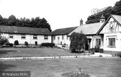 St Athan, The Boys Camp, Dining Hall And Huts c.1955