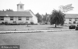 The Boys Camp, The Huts c.1955, St Athan