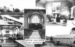 St Athan, The Boys Village Composite c.1955