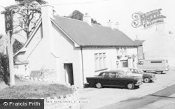 St Athan, The Three Horseshoes c.1965