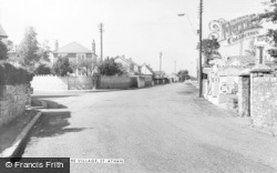The Village c.1965, St Athan