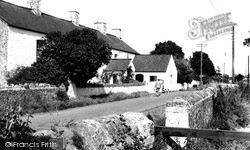 St Athan, West Orchard Farm, Higher End c.1960
