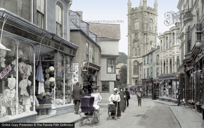 St Austell, Fore Street 1912