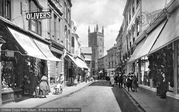 St Austell, Fore Street 1920