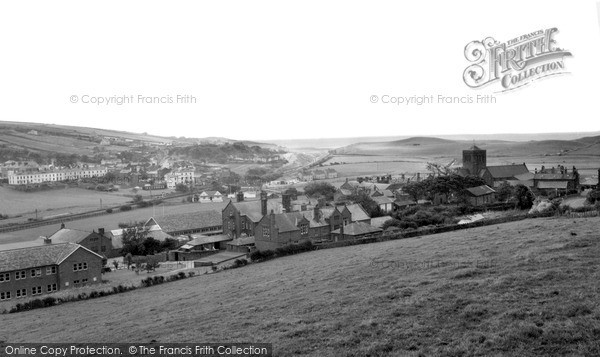 Photo of St Bees, general view c1960, ref. S755008