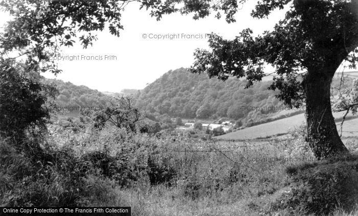 Photo of St Blazey, Ponts Mill c.1955