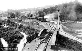 St Blazey, Station 1904