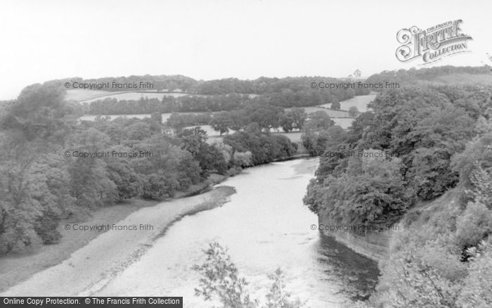 Photo of St Boswells, Braeheads c.1955