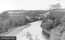 St Boswells, Braeheads c.1955