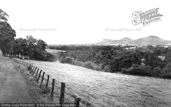 Photo of St Boswells, Braeheads c.1955