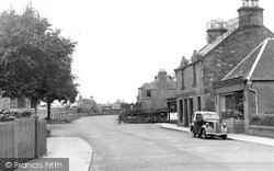 St Boswells, Main Street c.1955