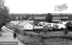 St Boswells, New Houses c.1955
