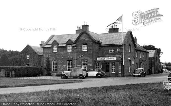 Photo of St Boswells, the Buccleuch Arms Hotel c1950, ref. s417006
