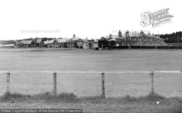 Photo of St Boswells, the Cricket Ground c1955, ref. s417007