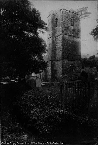 St Breock, St Briocus' Church 1903