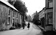 St Briavels, Chepstow Road c1955