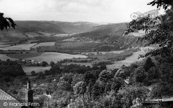 St Briavels, Lindors And The Fence From Chic A Dee c.1955