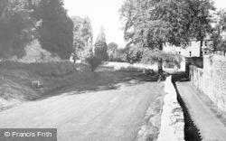 St Briavels, Moat Park c.1960