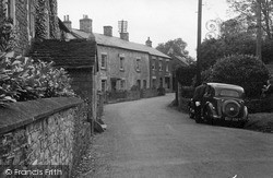 St Briavels, Post Office And Stores c.1955