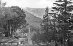 St Briavels, Surprise View c.1950