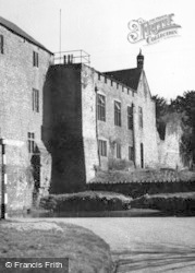 St Briavels, The Castle c.1955