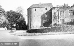 St Briavels, The Castle c.1960