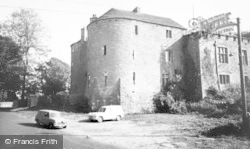 St Briavels, The Castle c.1965