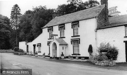 St Briavels, The George c.1960