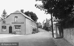 St Briavels, Village Street c.1950