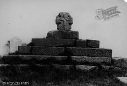 St Buryan, Cross 1908