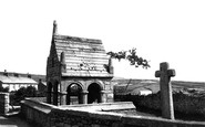 St Cleer, the Well 1890