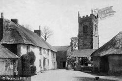 Church 1890, St Clement