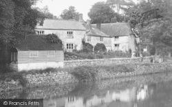 Cottages 1912, St Clement